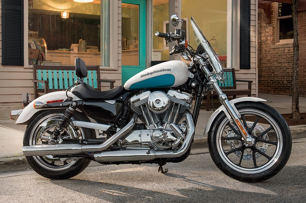 2016 Harley-Davidson SuperLow® in Branford, Connecticut