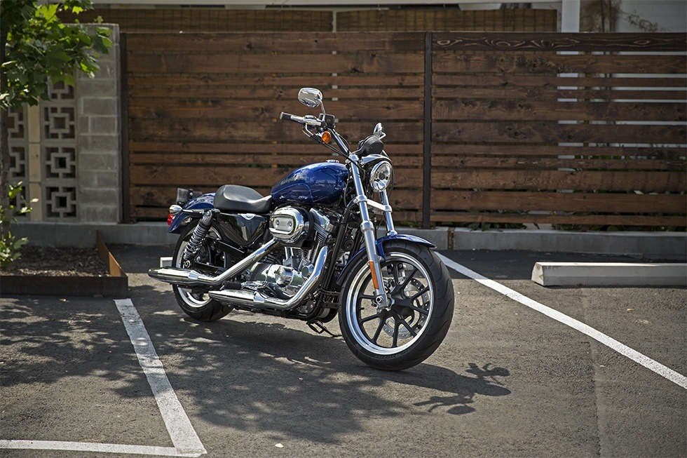 2016 Harley-Davidson SuperLow® in Waterford, Michigan