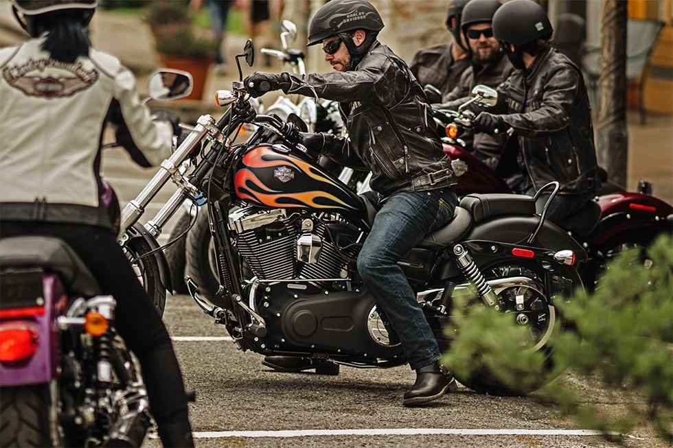 2016 Harley-Davidson Wide Glide® in Green River, Wyoming