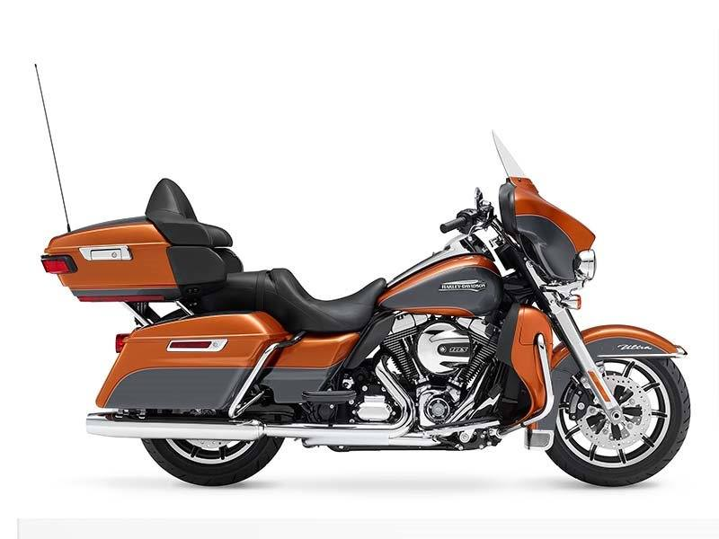 2016 Harley-Davidson Electra Glide® Ultra Classic® in New York Mills, New York