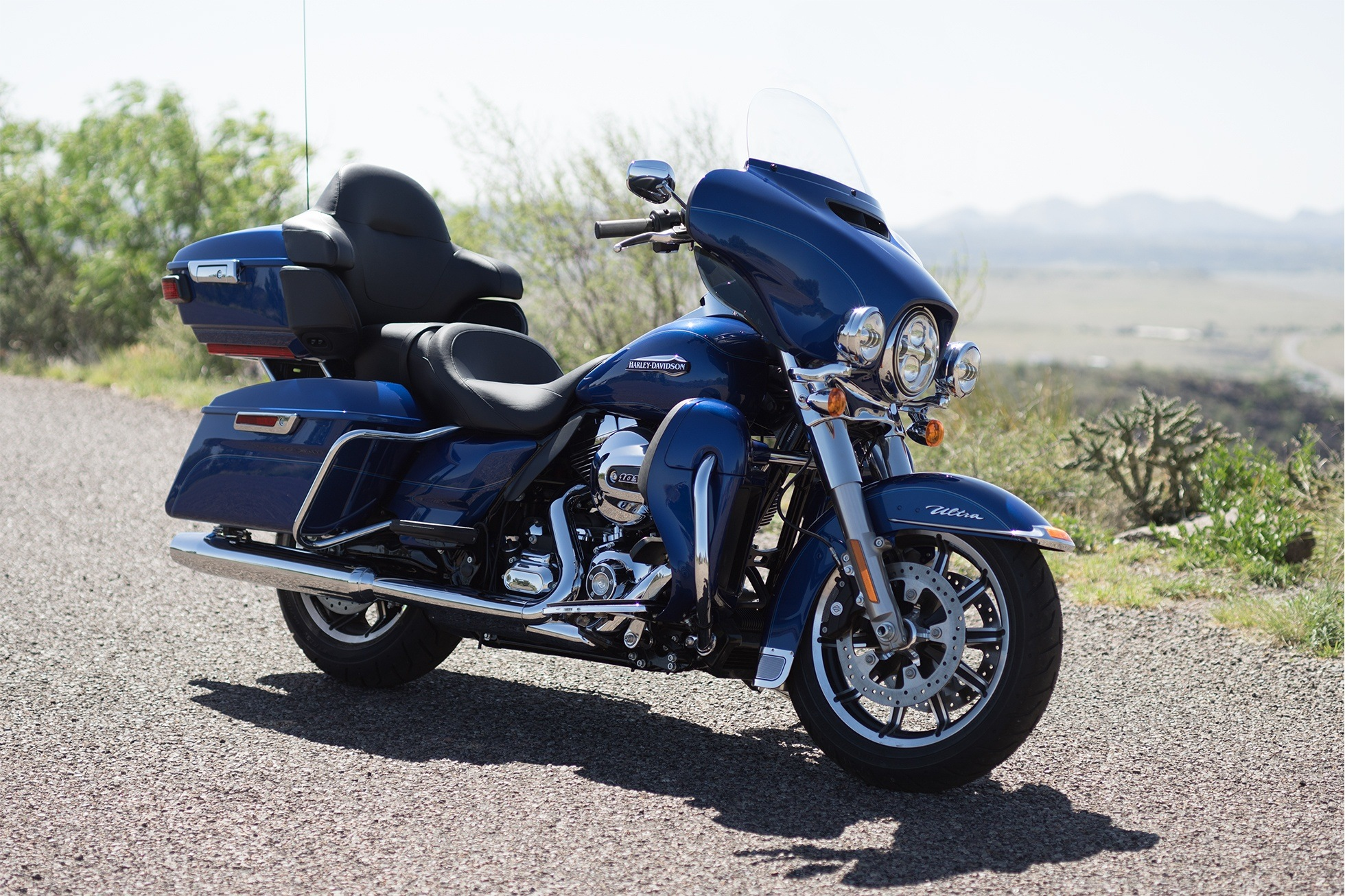2016 Harley-Davidson Electra Glide® Ultra Classic® in Richmond, Indiana