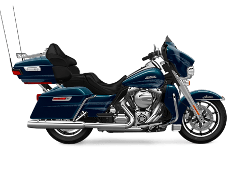 2016 Harley-Davidson Ultra Limited in Sunbury, Ohio