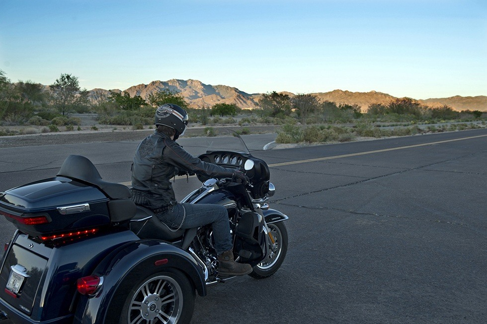 2016 Harley-Davidson Tri Glide® Ultra in Scottsdale, Arizona
