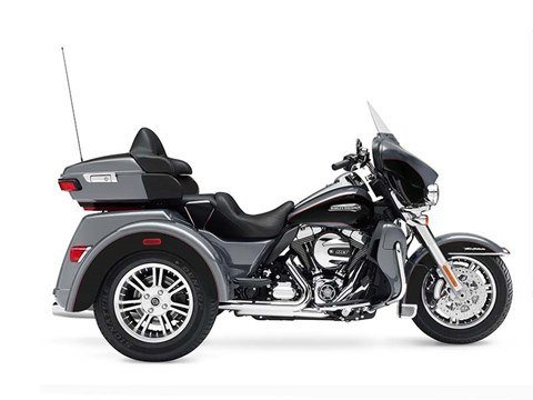 2016 Harley-Davidson Tri Glide® Ultra in Carroll, Ohio