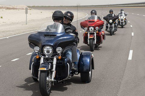 2016 Harley-Davidson Tri Glide® Ultra in Broadalbin, New York