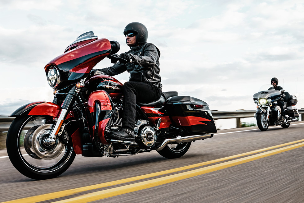 2017 Harley-Davidson CVO™ Limited® in Marquette, Michigan