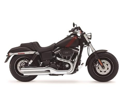 2017 Harley-Davidson Fat Bob in Gaithersburg, Maryland