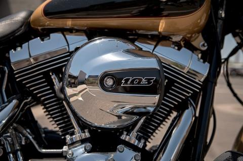 2017 Harley-Davidson Fat Boy® in Pittsfield, Massachusetts