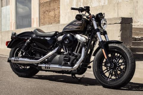 2017 Harley-Davidson Forty-Eight in Traverse City, Michigan