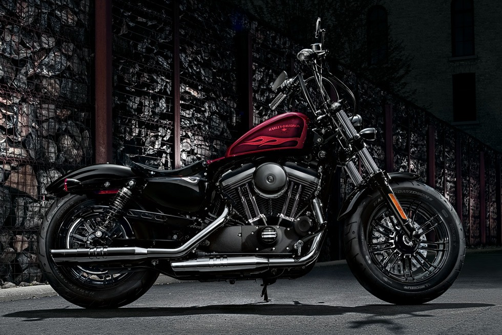 2017 Harley-Davidson Forty-Eight in Pittsfield, Massachusetts