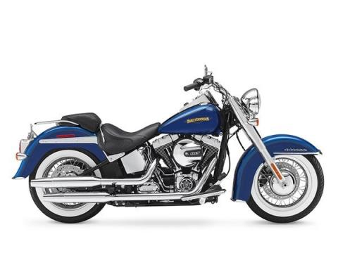 2017 Harley-Davidson Softail® Deluxe in Montclair, California