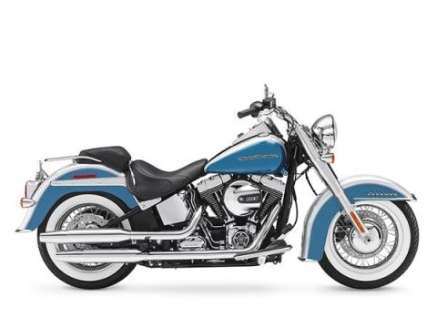 2017 Harley-Davidson Softail® Deluxe in Washington, Utah