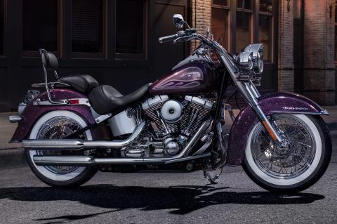 2017 Harley-Davidson Softail® Deluxe in Erie, Pennsylvania