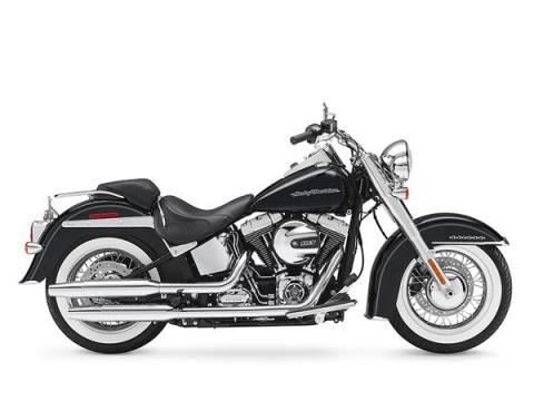 2017 Harley-Davidson Softail® Deluxe in Traverse City, Michigan