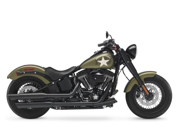 2017 Harley-Davidson Softail Slim® S in New York Mills, New York