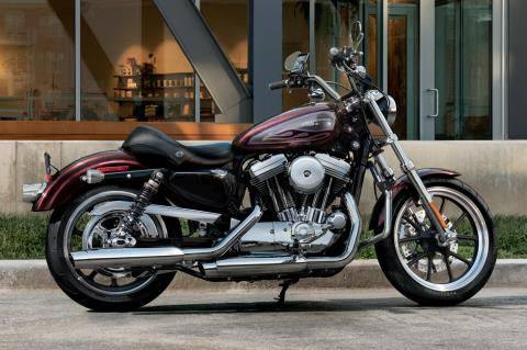 2017 Harley-Davidson Superlow® in Broadalbin, New York