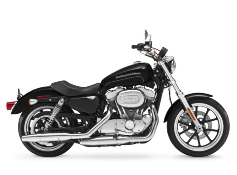 2017 Harley-Davidson Superlow® in Greensburg, Pennsylvania