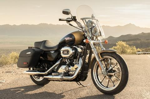2017 Harley-Davidson Superlow 1200T in Montclair, California