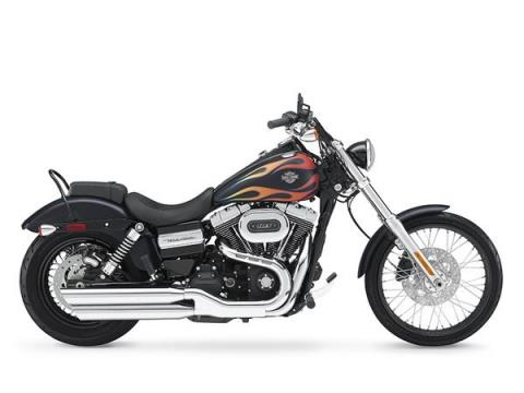 2017 Harley-Davidson Wide Glide in Pasco, Washington