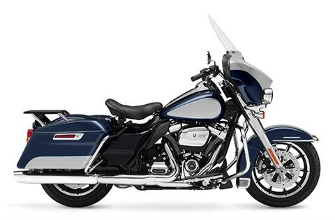 2017 Harley-Davidson Police Electra Glide® in Branford, Connecticut