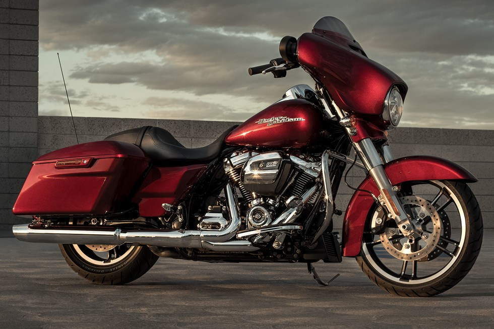 2017 Harley-Davidson Street Glide® Special in Johnstown, Pennsylvania