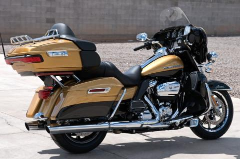 2017 Harley-Davidson Ultra Limited in Scottsdale, Arizona
