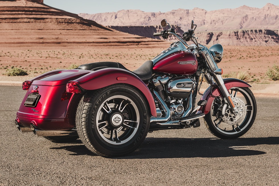 2017 Harley-Davidson Freewheeler in Scottsdale, Arizona