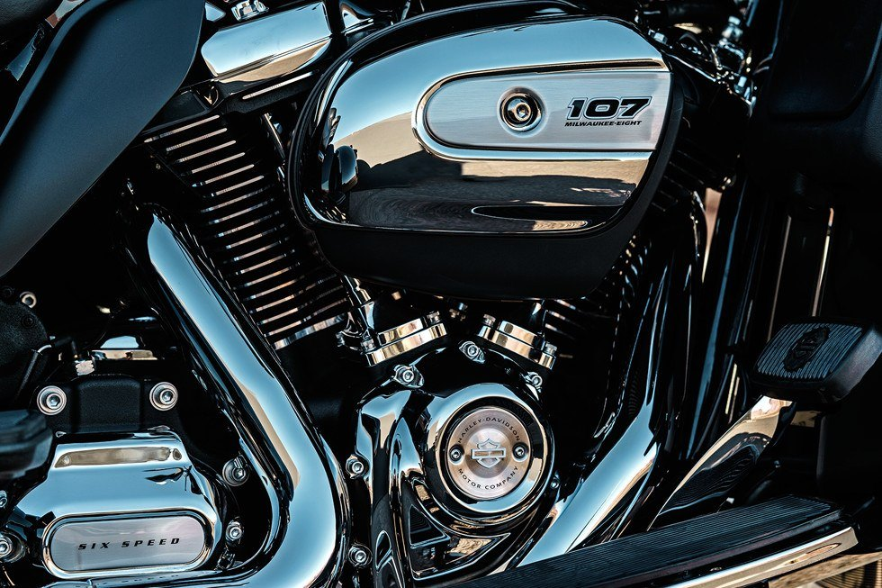 2017 Harley-Davidson Tri Glide® Ultra in Traverse City, Michigan