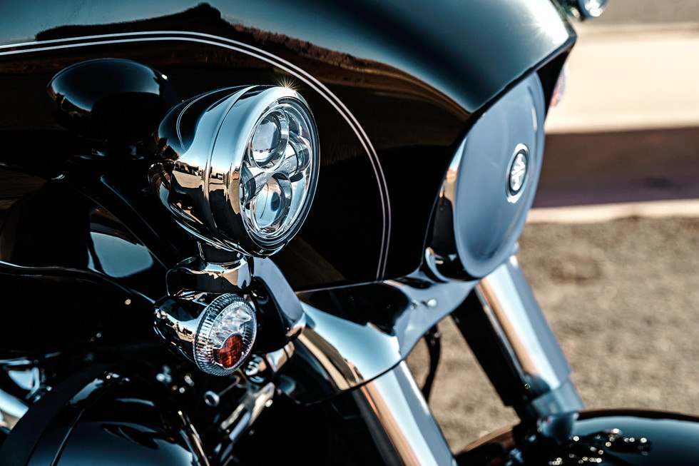 2017 Harley-Davidson Tri Glide® Ultra in Johnstown, Pennsylvania