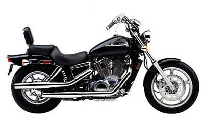 2001 Honda Shadow Spirit in Greensboro, North Carolina