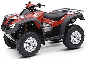 2004 Honda FourTrax® Rincon™ in Monroe, Michigan