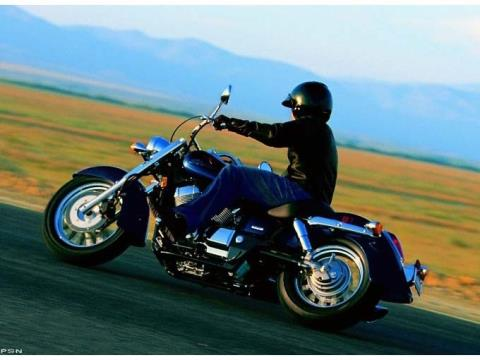 2007 Honda Shadow Aero® in Chattanooga, Tennessee