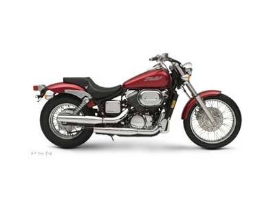 2007 Honda Shadow Spirit™ 750 DC in Monroe, Michigan