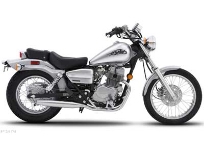 2008 Honda Rebel® in Beloit, Wisconsin