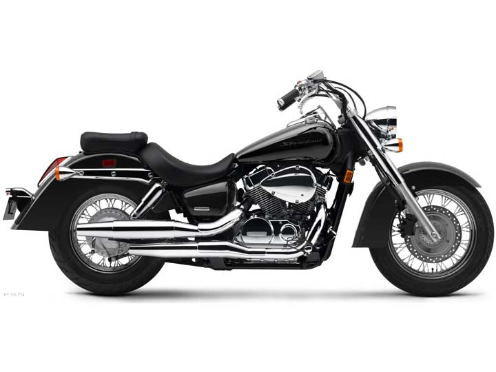2008 Honda Shadow Aero® in Arlington Heights, Illinois