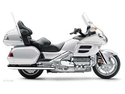 2008 Honda Gold Wing® Premium Audio in Monroe, Michigan