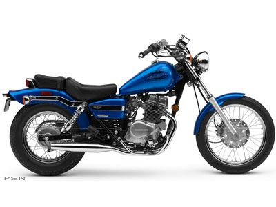 $1,999, 2009 Honda Rebel Cruiser