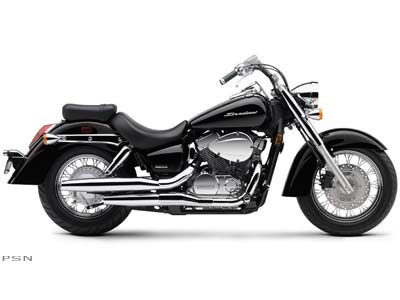 2009 Honda Shadow Aero® in Spokane, Washington