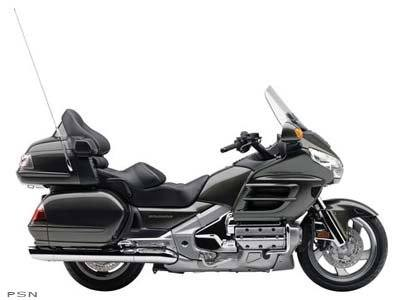 2010 Honda Gold Wing® Audio Comfort in Menominee, Michigan