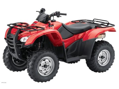 2012 Honda FourTrax® Rancher® AT in Rochester, Minnesota