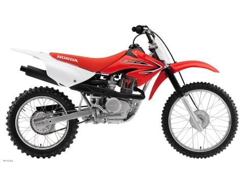 2012 Honda CRF®100F in Monroe, Michigan
