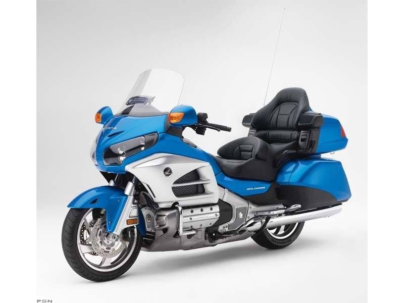2012 Honda Gold Wing® Audio Comfort Navi XM in Cheyenne, Wyoming