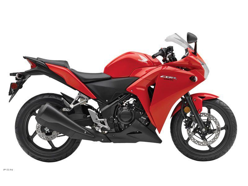 2013 Honda CBR®250R ABS in Iowa City, Iowa