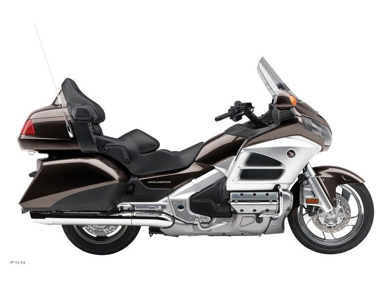 2013 Honda Gold Wing® Audio Comfort Motorcycles Monroe Michigan HM101083