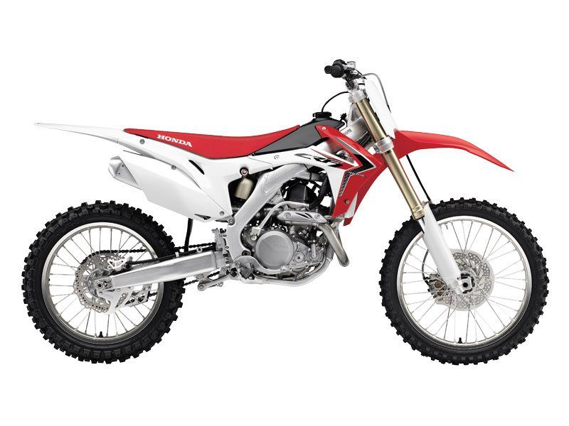 2014 Honda CRF®450R in West Bridgewater, Massachusetts