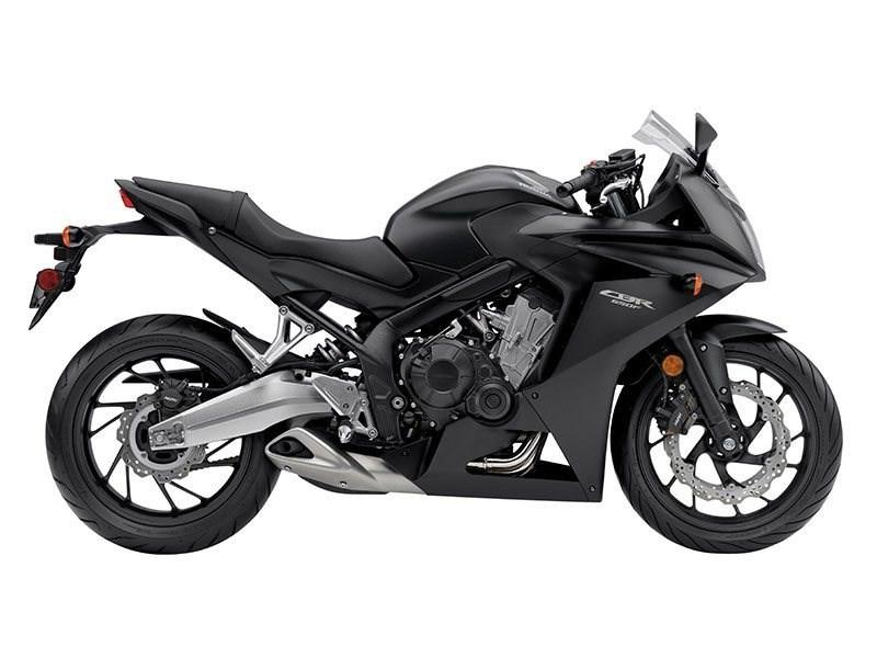 2014 Honda CBR®650F in Johnson City, Tennessee