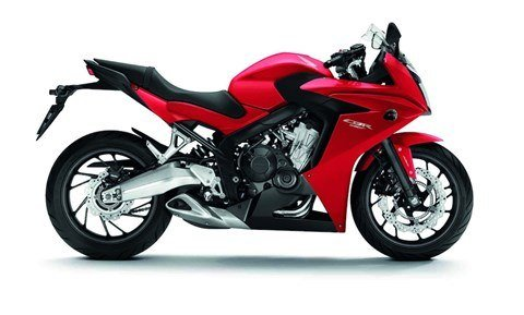 2014 Honda CBR®650F in Bakersfield, California