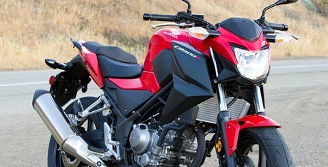 2015 Honda CB300F in Hicksville, New York