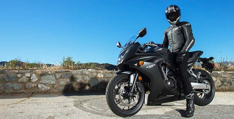 2015 Honda CBR®650F in Berkeley, California