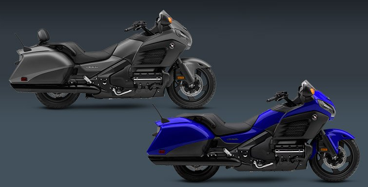 2015 Honda Gold Wing F6B® Deluxe in Dallas, Texas